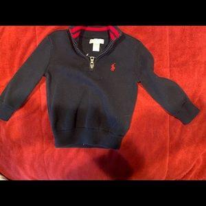 Polo pullover for toddler/boys
